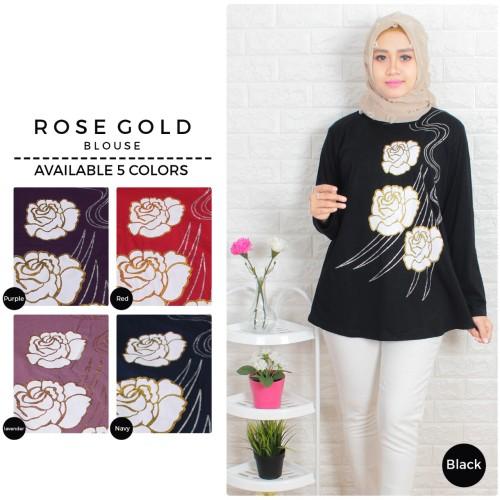 Foto Produk kaos rose gold dari Iconique