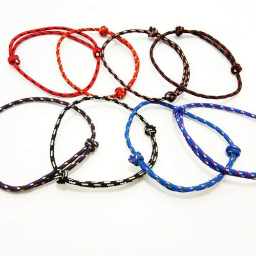 Foto Produk VeE Beli 1 Gratis 1 Gelang Tali Prusik / Tali Gunung dari Vee Jewelry