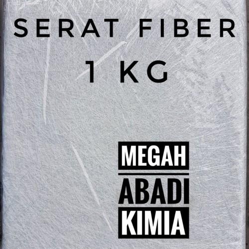Foto Produk FIBERGLASS / FIBER MAT / SERAT FIBER 1 Kg dari Megah Abadi Chem