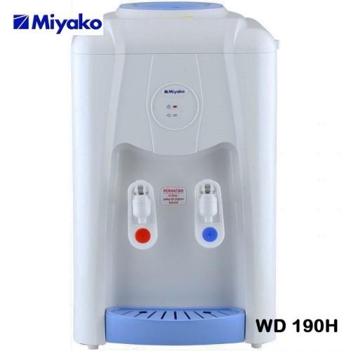 Foto Produk Dispenser Miyako WD-190 H (HOT & NORMAL) dari Elektronik VB