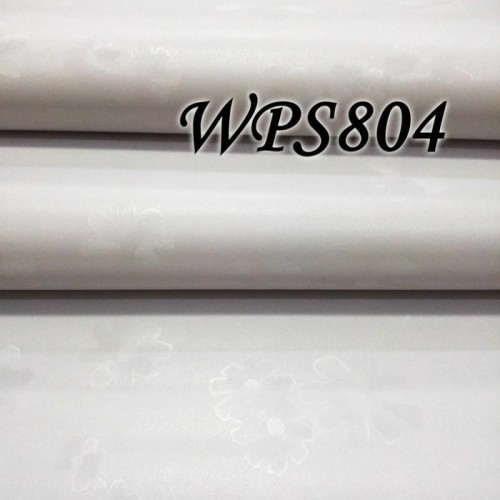 Foto Produk WALLPAPER STICKER / WALPAPER STIKER 45CMX5M WPS804 WHITE POLOS FLOWER dari JEJOMART