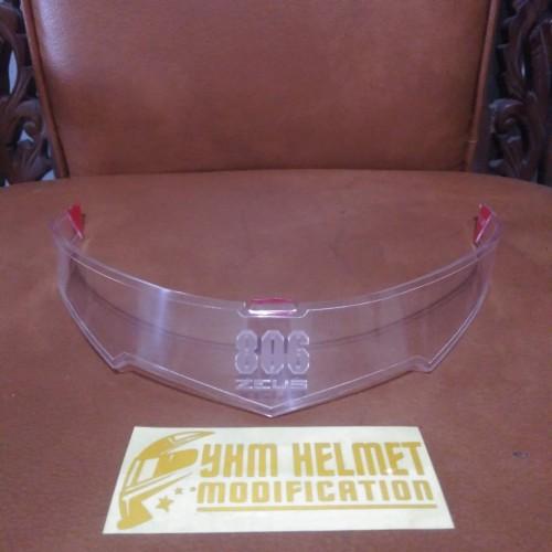 Foto Produk spoiler zeus 806 dari YHM Helmet Modifications