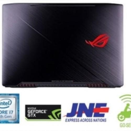 Foto Produk ASUS ROG GL503VD # i7 8GB GTX1050 Win10 !! dari OrKa
