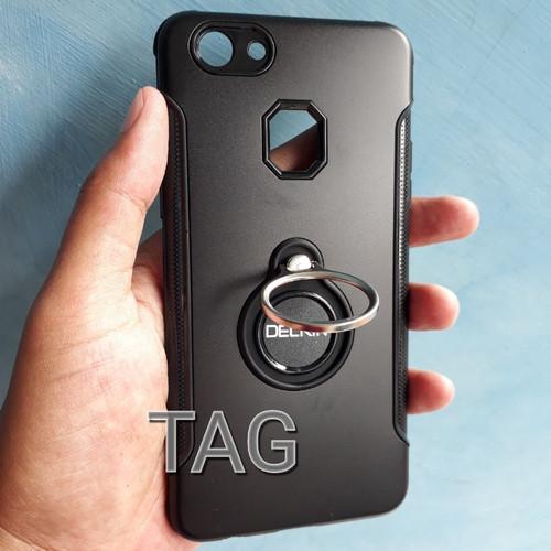 Foto Produk Oppo F5 delkin ring fushion hardcase hard case cover casing dari TokoAntiGores