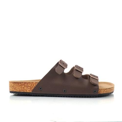 Foto Produk SANDAL SENDAL ORIGINAL GOODNESS GDNS FLOW PRIA [COKLAT] dari House Shoes