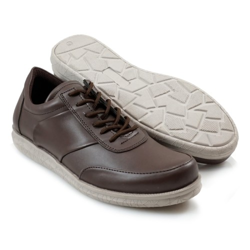 Foto Produk Sepatu Sneakers Dane And Dine GREWA BROWN - 39 dari Dane And Dine