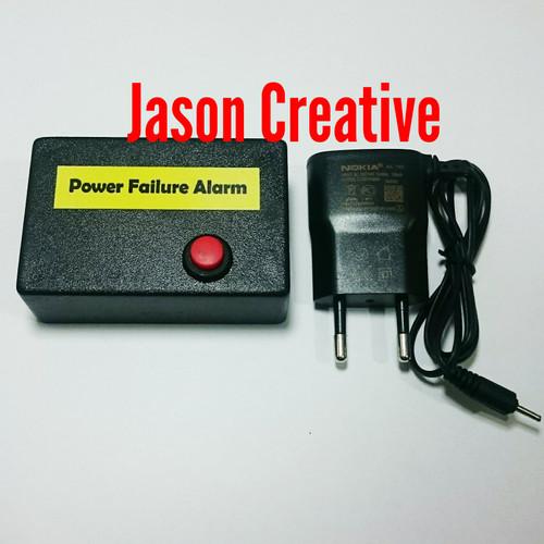Foto Produk Alarm mesin tetas - Alarm mati listrik / padam lampu dari Jason Pangguary