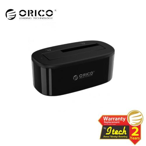 Foto Produk ORICO 6218US3 2.5/3.5 inch HDD and SSD Hard Drive Dock dari ORICO INDONESIA
