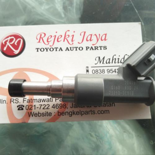 Foto Produk Nozzle Injector Fuel Kijang Innova Fortuner 12 Lubang dari Bengkelparts