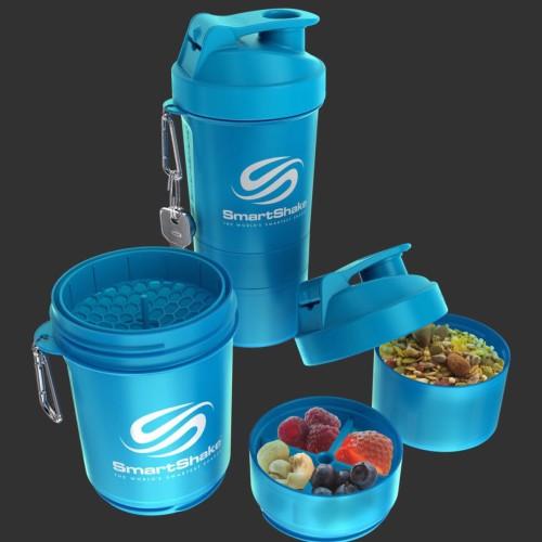 Foto Produk Suplemen Fitness Smart Shake Neon Series 600 Ml dari Susu fitnessku
