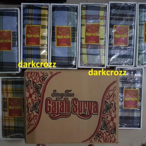Foto Produk Sarung Tenun Gajah Surya dari darkcrozz
