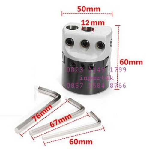 Foto Produk F1-12 50 Kepala Boring Milling Korter Boring Head Kolter Diameter dari Teknikloak