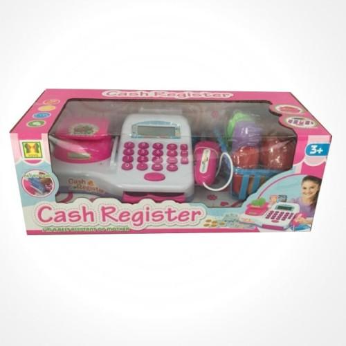 Foto Produk Mainan Anak CASH REGISTER PINK 66049 MAINAN MESIN KASIRAN dari Toko-Ku by FAS-TOP