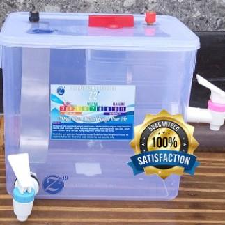 Foto Produk New Design Alkaline Water Processor / Alat Pembuat Air Alkali dari pusat grosir toped