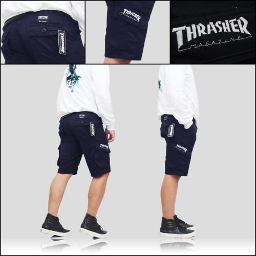 Foto Produk Celana pendek pdl | Celana cargo | Celana pria dari umarahma
