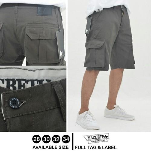 Foto Produk Celana pendek | Celana pria | Celana Cargo | Celana kolut | Celana PDL dari umarahma