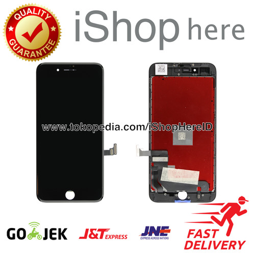 Foto Produk Premium Quality Layar LCD iPhone 8 Plus & Touchscreen Ori Original - Putih dari iShop Here