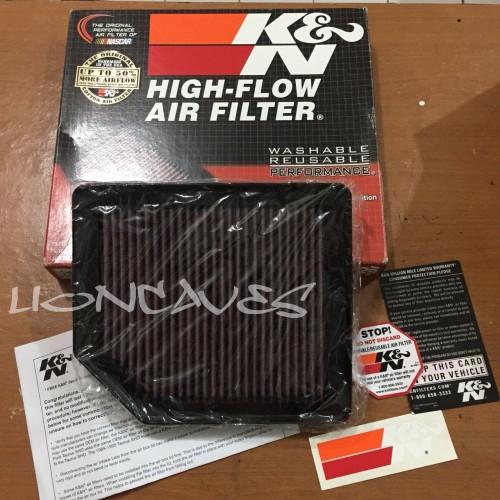 Foto Produk Original Filter Udara KNN / K&N for Honda Civic FD1 - Replacement dari lioncaves