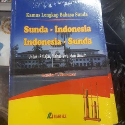 Foto Produk kamus lengkap bahasa sunda dari cahaya quran shop