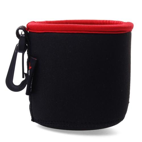 Foto Produk [SX] Tempat Lensa kamera DSLR Camera Lens Soft Pouch Case Bag size S dari Toko Celica