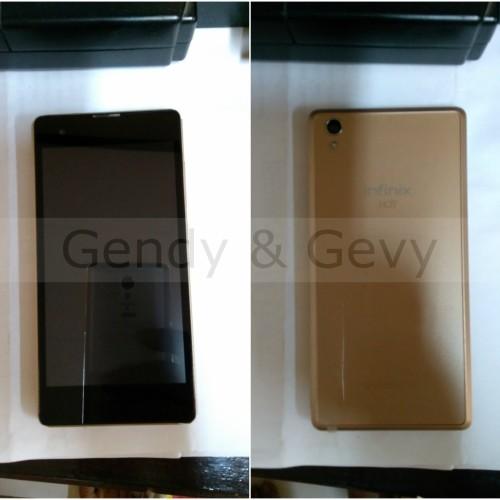 Foto Produk Infinix HOT2 X510 Android One A1 Murah - Emas dari Gendy & Gevy