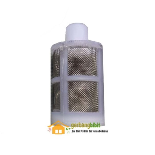 Foto Produk Filter Saringan Inlet Input Selang 3/8 Inch Untuk Pompa DC 12V Sprayer dari Purotani.ID