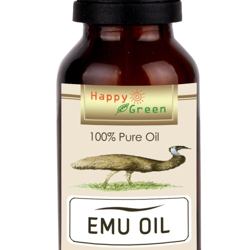 Foto Produk Happy Green Pure Emu Oil (10 ml) - Minyak Burung Emu Murni Natural - 10 ml dari Happy Green Garden - JKT