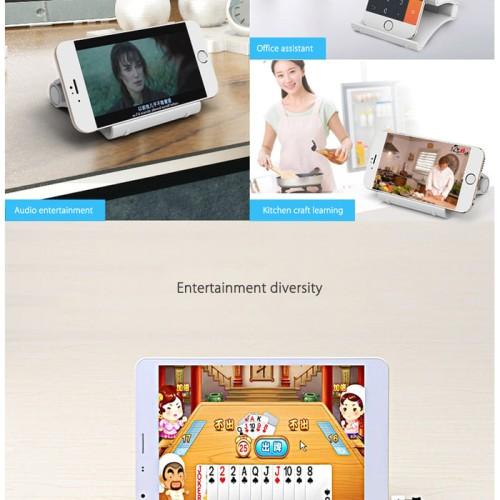 Foto Produk Vention KCA Phone Holder Stand Flexible Desk For Cell041217 Diskon dari toko ibuu