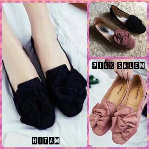 Foto Produk Sepatu Balet Flat Shoes NJ03 dari Nin's Collections