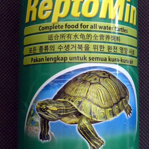 Foto Produk Best Promo Makanan Kura Kura / Tetra Repto Min 220g/1000ml 708639 dari Pet & Hamster