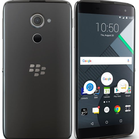 Foto Produk BLACKBERRY DTEK60 32GB RAM 4GB - NEW - 100% ORI - BNIB Limited dari Nurma Eba Mall