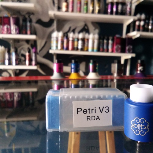 Foto Produk DOTMOD PETRI V3 RDA CLONE BY SXK dari eastside vapestore