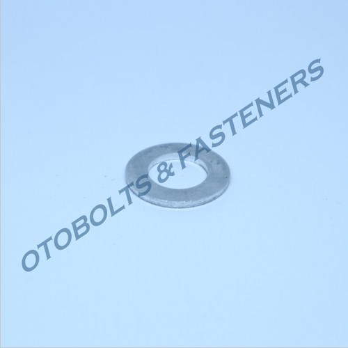 Foto Produk [PAKET 100PCS] Ring Oli Standard Aluminium M12 dari Otobolts & Fasteners