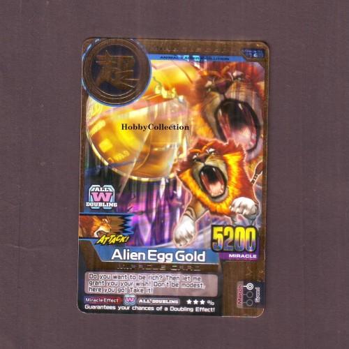 Foto Produk Animal Kaiser Evolution Evo 6 Alien Egg Gold Gold Rare dari Hobby&Collection