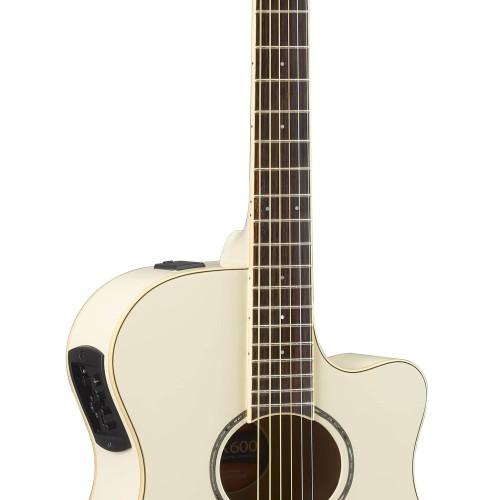 Foto Produk Gitar Akustik Elektrik Yamaha Original APX600 / APX 600 / APX-600 dari Calleigh's house