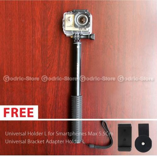 Foto Produk Tongsis Titanium Attanta SMP-08 Holder GoPro,Xiaomi Yi & HP dari Ledua