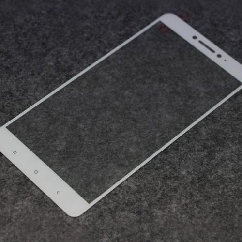 Foto Produk Xiaomi Mimax 2 Tempered Glass Full Layar  Free Sarung High Quality JKT dari JUALGADGETS