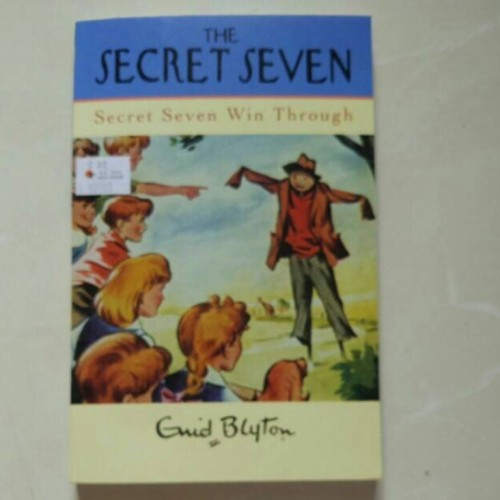 Foto Produk Novel anak Enyd  Blyton Secret Seven series dari Butik Kaos Import