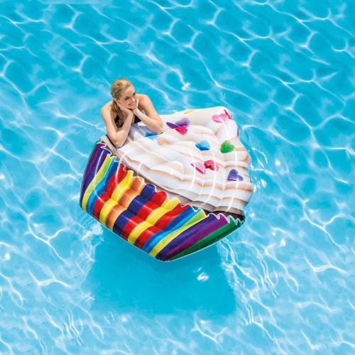 Foto Produk Cupcake Inflatable Pool Float Custom Shape Raft Lilo Intex 58770 dari INTEX ONLINE