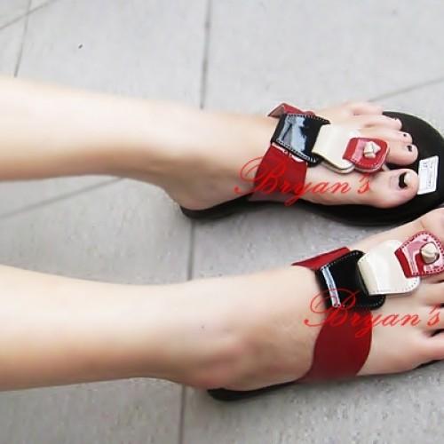 Foto Produk SENDAL WANITA MURAH KOMBINASI NS20 dari Bryans Shoes 1