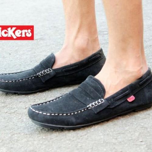 Foto Produk Sepatu Kickers Slip On Casual Pria Nike Adidas Slop Kulit Boots Vans dari TOKO KICKERS 4