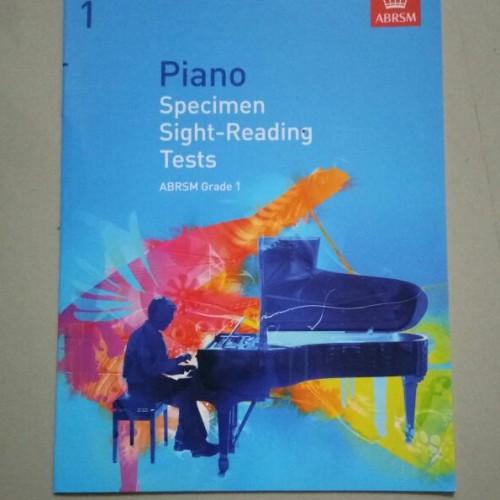 Foto Produk Buku Sight Reading Piano ABRSM grade 1 dari Kreisler Shop