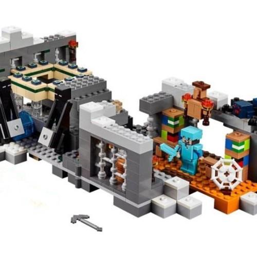 Foto Produk 18002 Lego Minecraft The End Portal 469 pcs dari Wil Toys