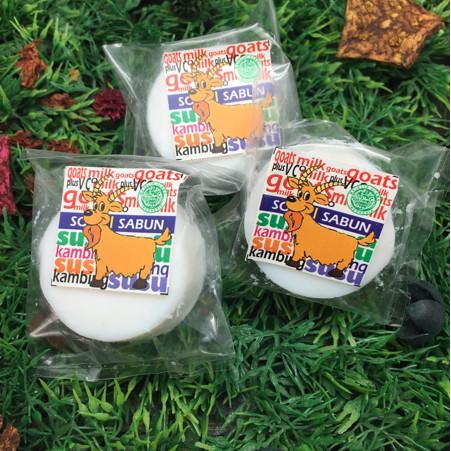 Foto Produk Sabun Susu Kambing dari Javani Herbal