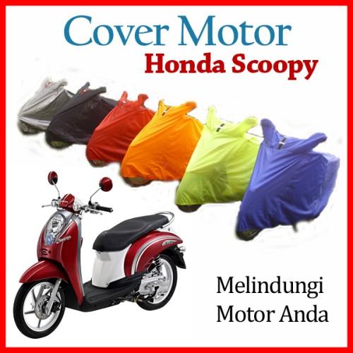 Foto Produk Cover Motor Honda Scoopy, Sarung Motor Honda Scoopy dari SuryaGuna