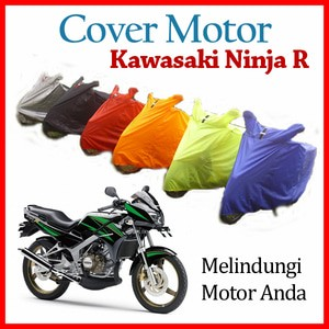 Foto Produk Cover Motor Kawasaki Ninja R, Sarung Motor Kawasaki Ninja R dari SuryaGuna