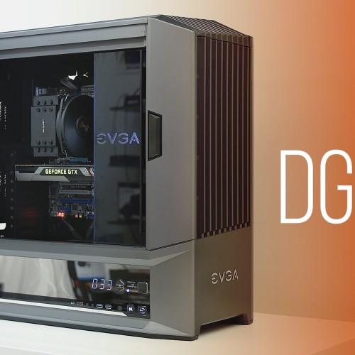 Foto Produk Casing EVGA DG-87 Gaming dari MEGA SURYA COMP