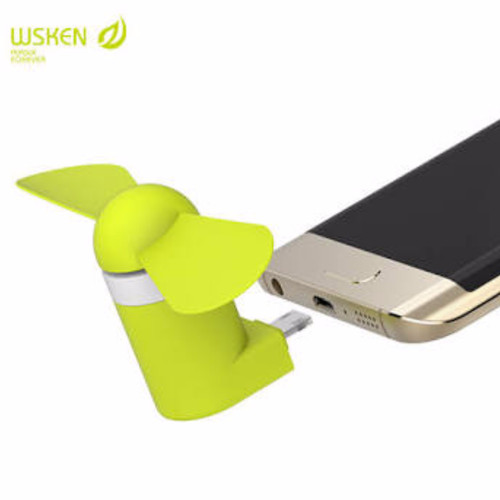 Foto Produk wsken portable small fan micro usb original wsken dari waroenk aksesoris ori