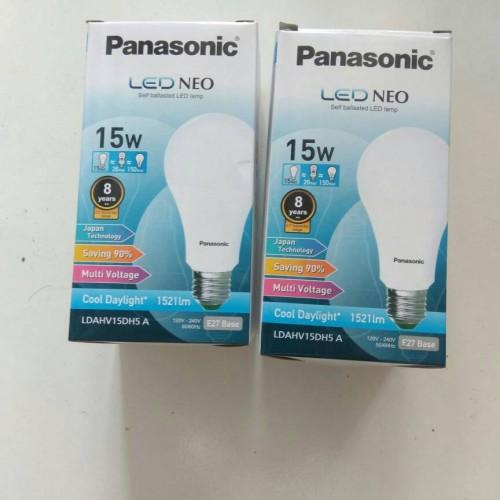 Foto Produk Lampu Led panasonic Neo 15 watt dari tk terang jaya elektrik