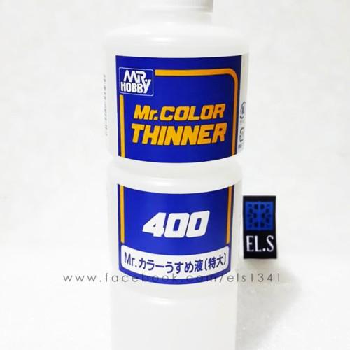 Foto Produk Mr Color Thinner 400ml dari eLs_shop